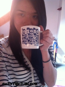 The mug I manifested